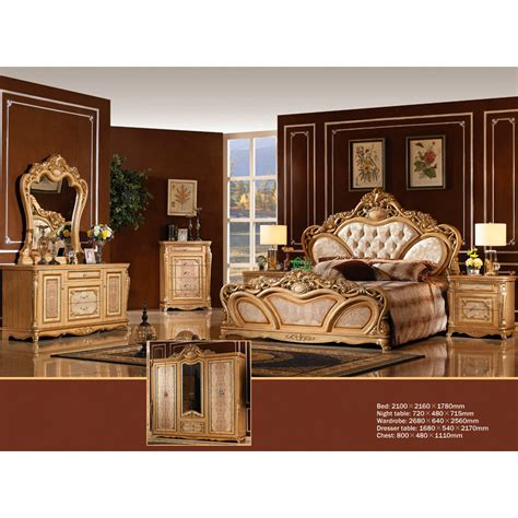 China Bedroom Furniture Set From Chinese Furniture Factory