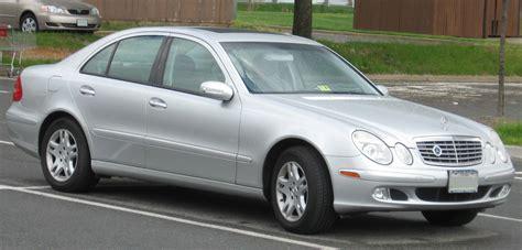 2003 Mercedes E320  Autos Post