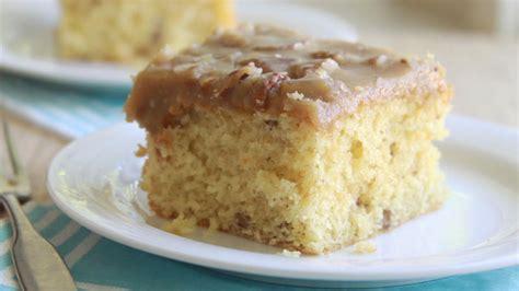 Praline Pecan Cake Recipe