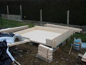 Sur Quoi Poser Un Abri De Jardin : avec quoi traiter un abri de jardin les cabanes de ~ Dailycaller-alerts.com Idées de Décoration