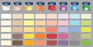 Vzorník barev dulux