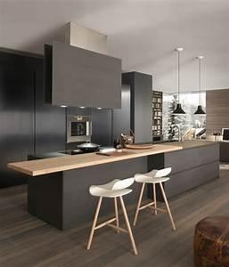 Küche Schwarz Matt : k chenfarben richtig ausw hlen 60 k chendesigns in verschiedenen farbt nen ~ Markanthonyermac.com Haus und Dekorationen
