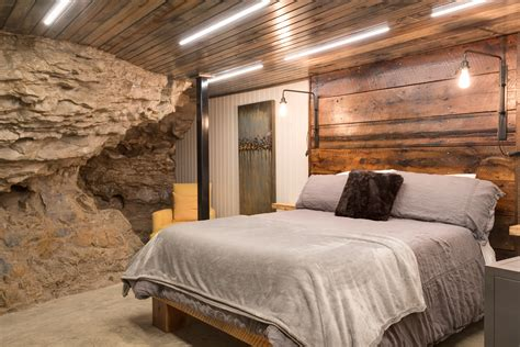 beckham creek cave lodge exclusive  incredible