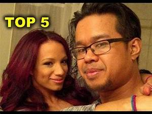 Top 5 Most Shocking WWE COUPLES Age Gaps - YouTube