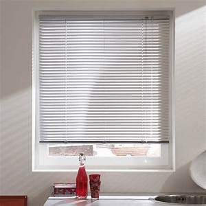 Rideau Fenetre Aluminium : store v nitien alu gris 100x175cm stores rideau ~ Premium-room.com Idées de Décoration