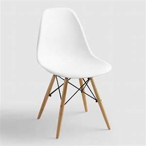 Eames White Chair
