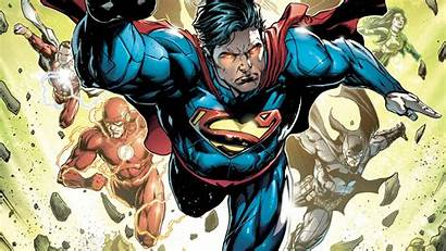 Justice League 52 1080p Wallpapers Fabok Jason