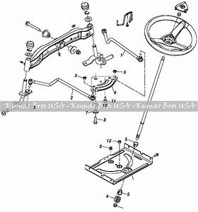 John Deere D130 Belt Diagram