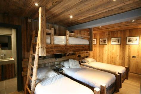 chalet 4 chambres chambre dans chalet montagne design de maison