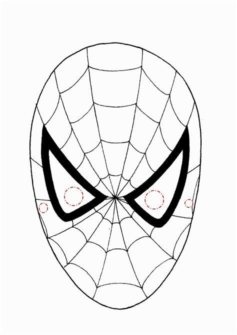 disegni da colorare dei supereroi da stare maschere da colorare supereroi maschere di carnevale da