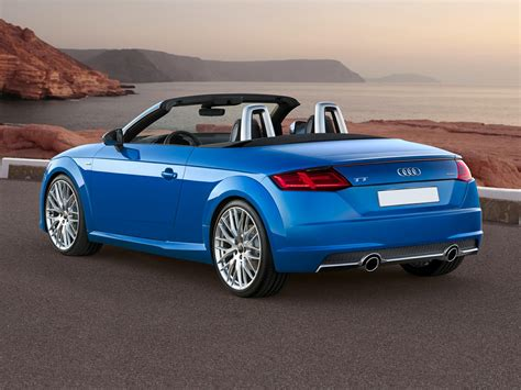 2016 audi tt price photos reviews features