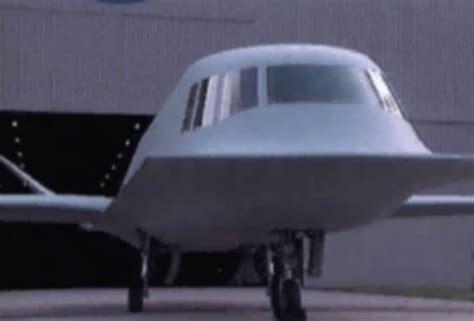 tacit blue battlefield surveillance aircraft experimental