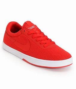 Nike SB Eric Koston Express University Red & White Skate ...