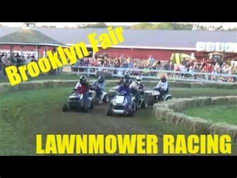 Slicks Garage Lawn Mower Engine by Vtwin Racing Mower Build Doovi