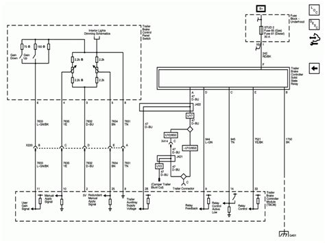 Chevy 2500 Wiring Diagram by Wiring Diagram For 2012 Chevy 2500 Hd Trailer Readingrat