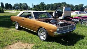 1972 Dodge Dart Swinger 440 Big Block V8  Auto For Sale