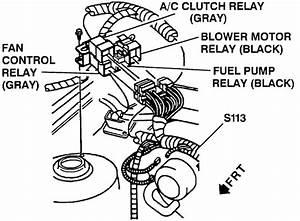 Radiator Fan 95 Grandam