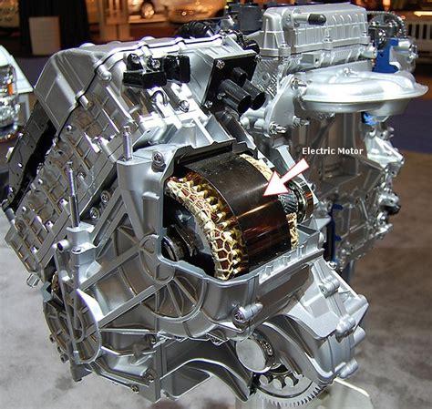 Hybrid Electric Motor by How A Hybrid Engine Works