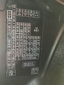 2007 Honda Fit Dome Light Fuse