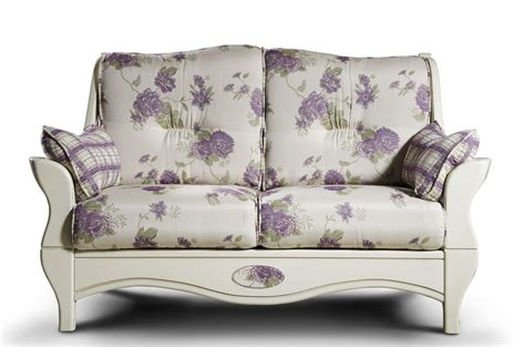 Country Style Loveseats by Two Seater Sofa Country Style Idfdesign