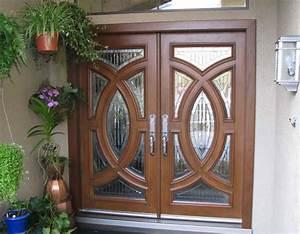 prix dune porte dentree double vantaux budget maisoncom With prix d une porte d entree en bois