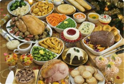 traditional holiday feasts   world crave du jour