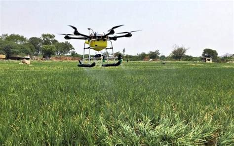 top agricultural crop spraying drone systems