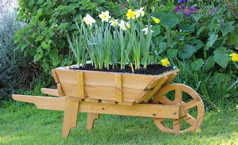 horse  cart planter box wooden wheelbarrow planter  metal wheelbarrows tea tree gully