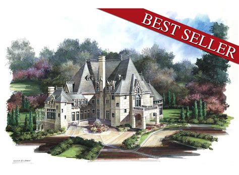 storybook style homes ideas photo gallery chateau novella 6039 6 bedrooms and 6 baths the house