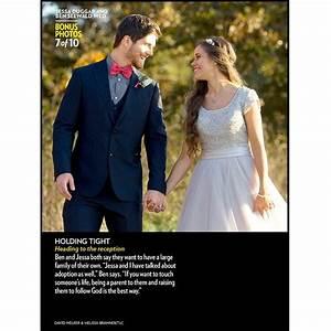 jessa duggar and ben seewald wedding photos duggars With jessa seewald wedding dress