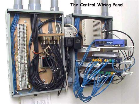 Structured Wiring How Wire Your Own Home Network