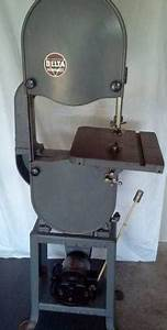 1949 Delta 14 U0026quot  Band Saw  Floor Model For Sale In Fort