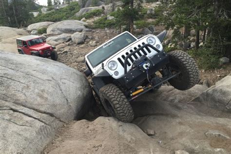 rubicon trail how to survive the rubicon trail your first time