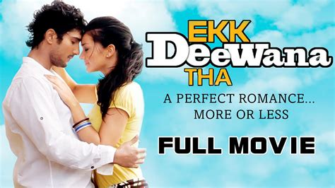 Ekk Deewana Tha Full Movie