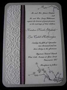 diy With diy wedding invitations with pictures