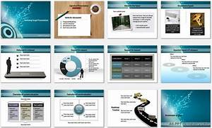 Powerpoint achieving target template for Powerpoint theme vs template