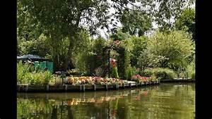 Les Hortillonnages D Amiens : les hortillonnages d 39 amiens picardie france youtube ~ Mglfilm.com Idées de Décoration