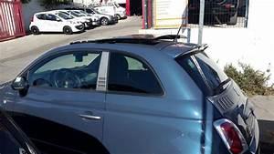 Fiat 500 Toit Panoramique : fiat 500 twinair by diesel a3m auto ~ Gottalentnigeria.com Avis de Voitures