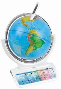 Globe Terrestre Enfant : oregon scientific sg0218 12 jeu electronique smart globe horizon jeux et jouets ~ Teatrodelosmanantiales.com Idées de Décoration
