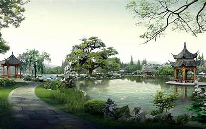 Chinese Scenery China Desktop Wallpapers Landscape Japan