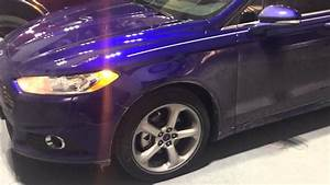 2016 Ford Fusion Factory Style Remote Start