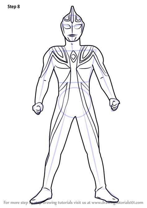 learn   draw ultraman agul ultraman step  step drawing tutorials