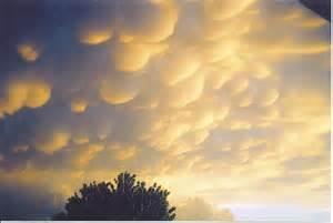 Tornado Cloud Formations