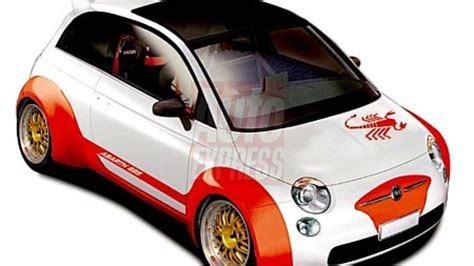 Who Makes Fiat 500 by Fiat Abarth 500 Makes A Comeback Autoblog