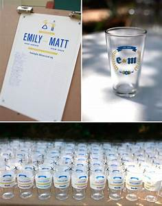 beer glasses as wedding favors green wedding shoes With beer mug wedding favors