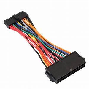 14 To 24 Pin Adapter : 14cm atx psu standard 24pin female to mini 24p male ~ Jslefanu.com Haus und Dekorationen