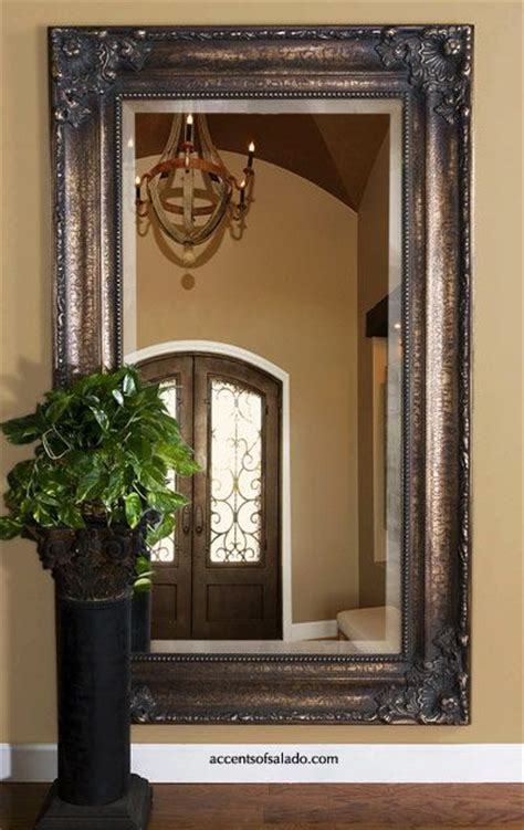 floor mirror used 46 best wall decor for mediterranean style homes images on