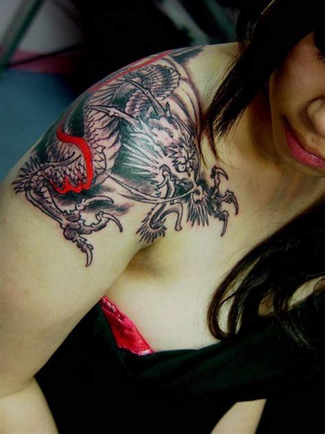 shoulder japanese chest tattoo ideas inofashionstylecom