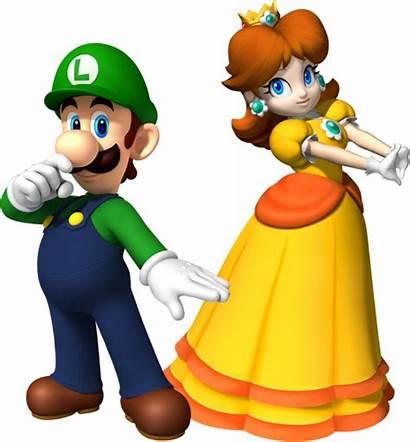 Luigi Daisy Princess Couples Wiki Coraline Wikia