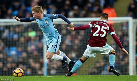 Manchester City Edge Past Burnley - FlyOst Sports Updates